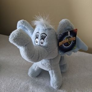 Elephant from universal studios